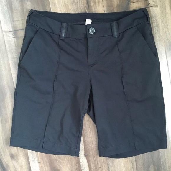 e1bc2b1fe lululemon athletica Pants - Lululemon Club Shorts sz 6 Black